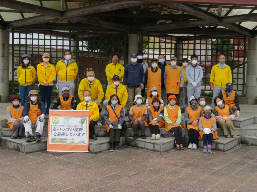 R021111秋の花植え(ボランティア)中山撮影 (55)